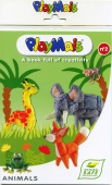 PlayMais® Buch ANIMALS