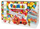 PlayMais® FUN TO PLAY FIRETRUCK
