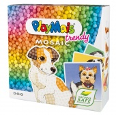 PlayMais® Trendy MOSAIC DOG